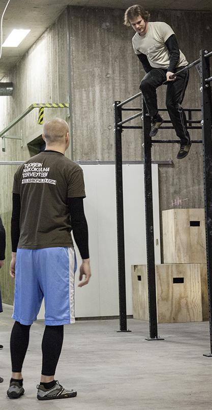 personal trainer kurssi Haapavesi